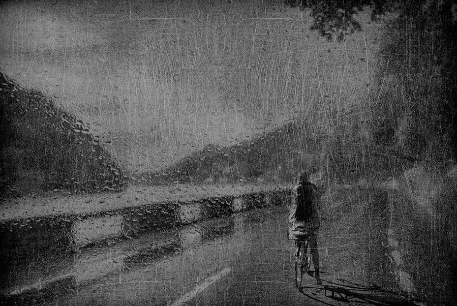 Sol y lluvia.