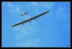 Solar Impulse HB-SIA von Bertrand Piccard
