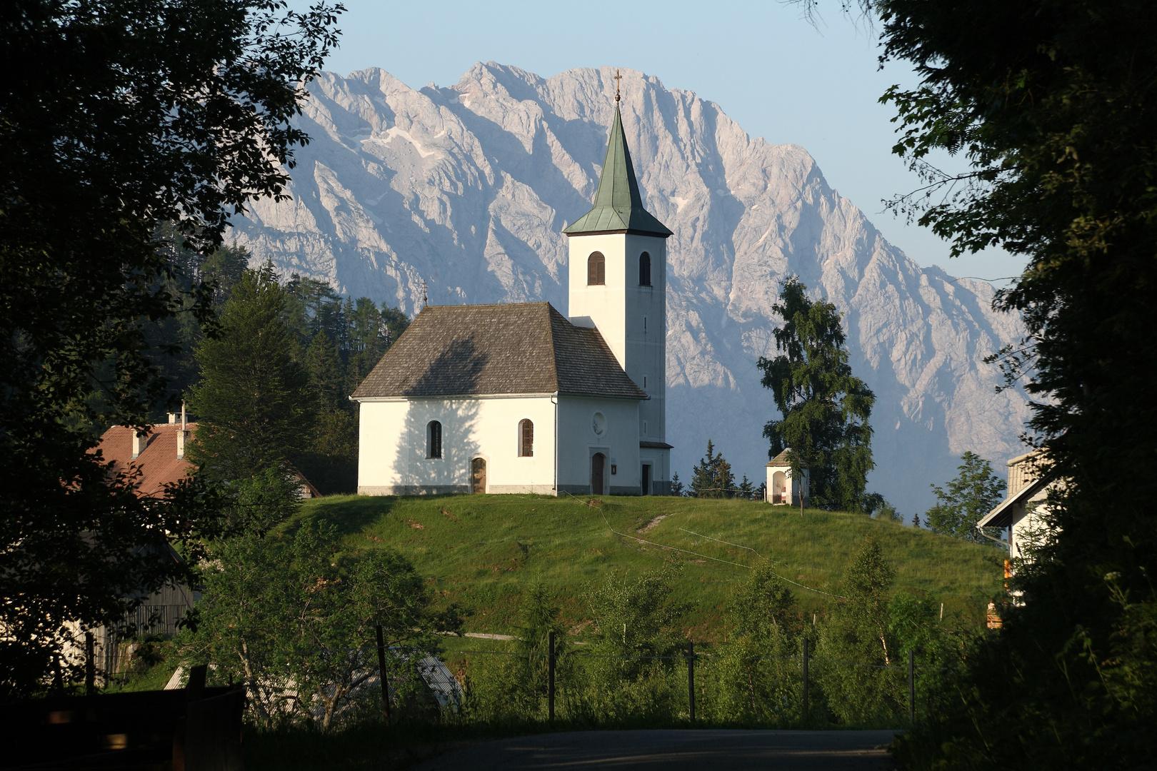 Solcava Slowenien