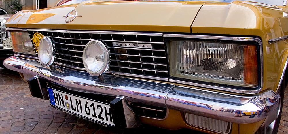 Solche herrliche Opel