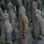 Soldaten aus der Terrakottaarmee