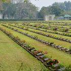 Soldatenfriedhof in Thailand