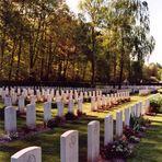 Soldatenfriedhof Reichswald