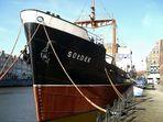 Soldek - Museumschiff