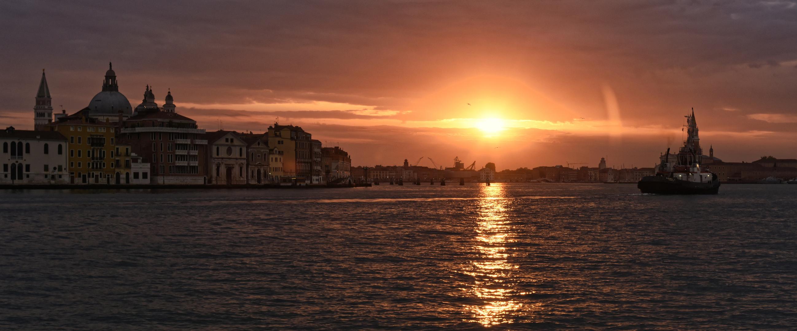 sole mio .......Venezia