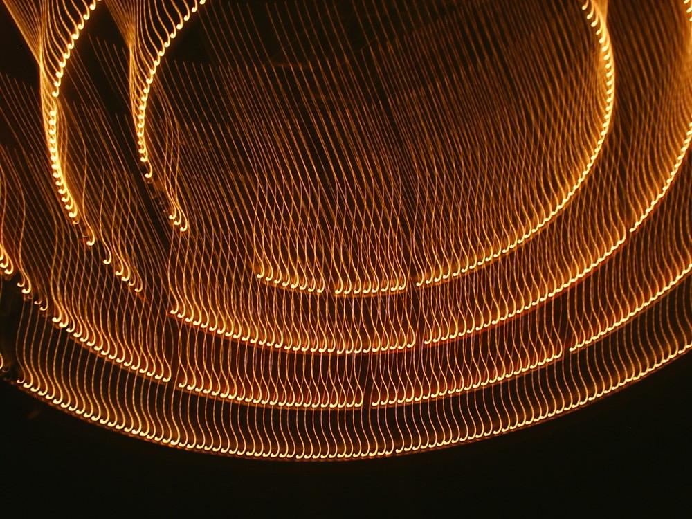 Soleil filant