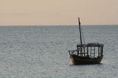 Soli io e il mare