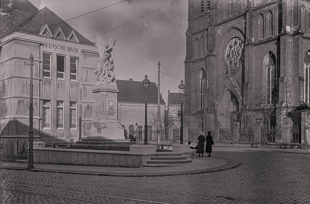 Solingen , Deutsche Bank.  ( 1925) ....120_2778