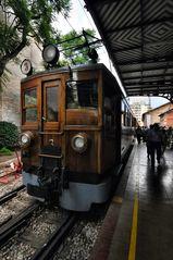 Sollerbahn auf Mallorca