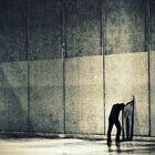 Solo con la mia ombra
