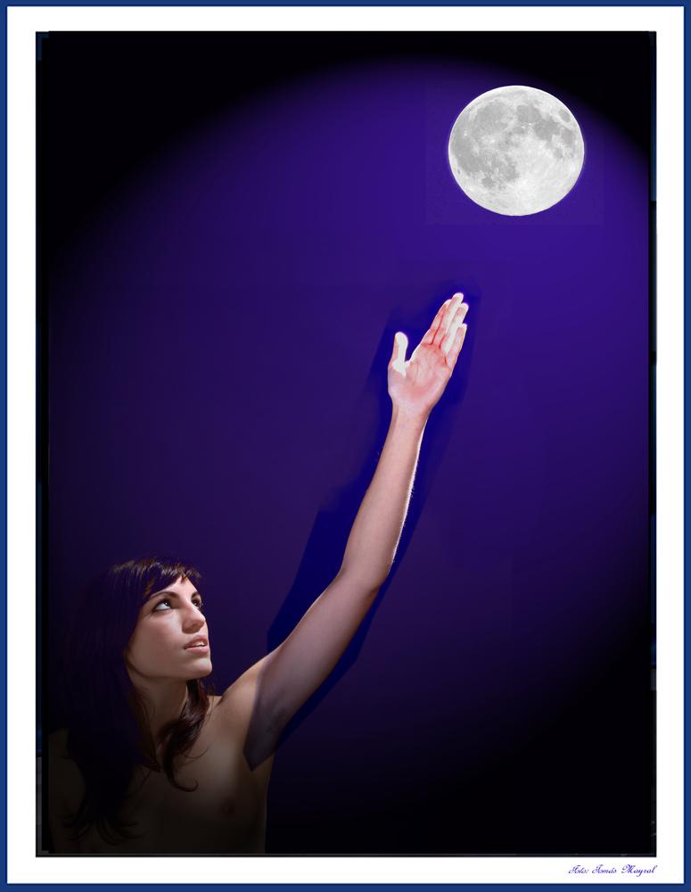 Solo quiero la luna