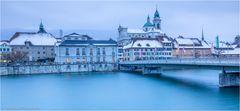 Solothurn am frühen Morgen