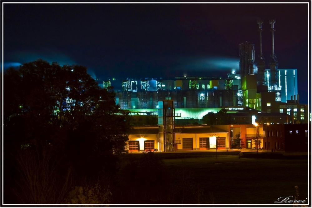Solvay & Feuerwehr Bernburg