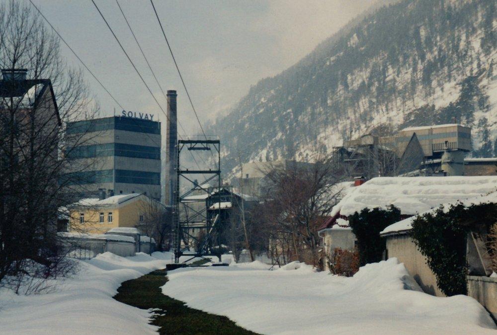 Solvay, Industrie&Alpen