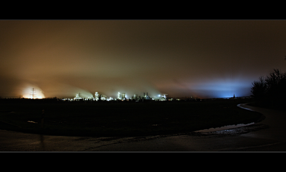 Solvay Skyline Bernburg