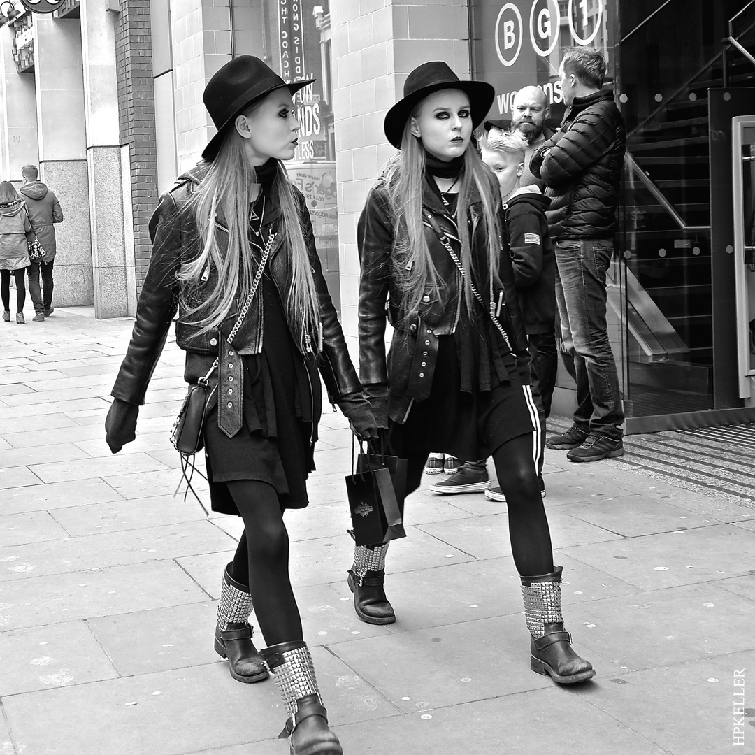 Some days ago in Covent Garden, London XI