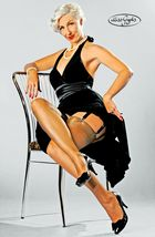 ...some like it hot pinup...