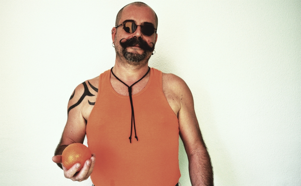 Some orange?