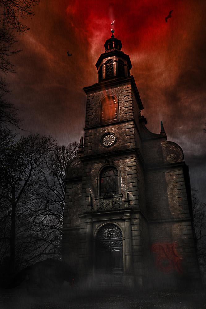 Something in the dark...