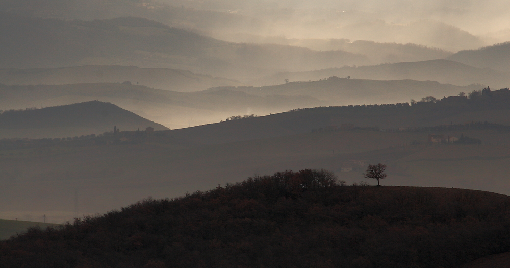 ... somewhere in Tuscany ...