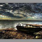 somewhere near Vistula River in Poland