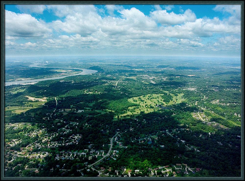 Somewhere Over Cincinnati