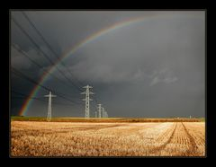 Somewhere over the rainbow ...