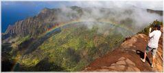 Somewhere over the rainbow - Kauai