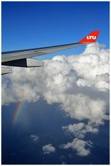 Somewhere over the rainbow .... [Suchbild]