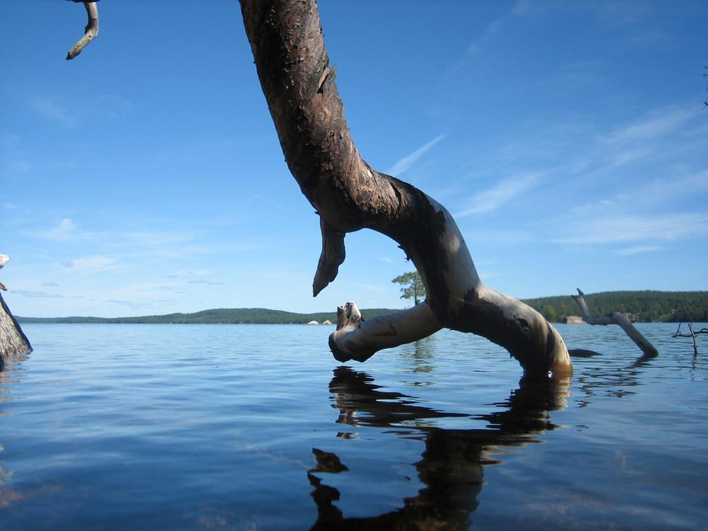 Sommen See Schweden