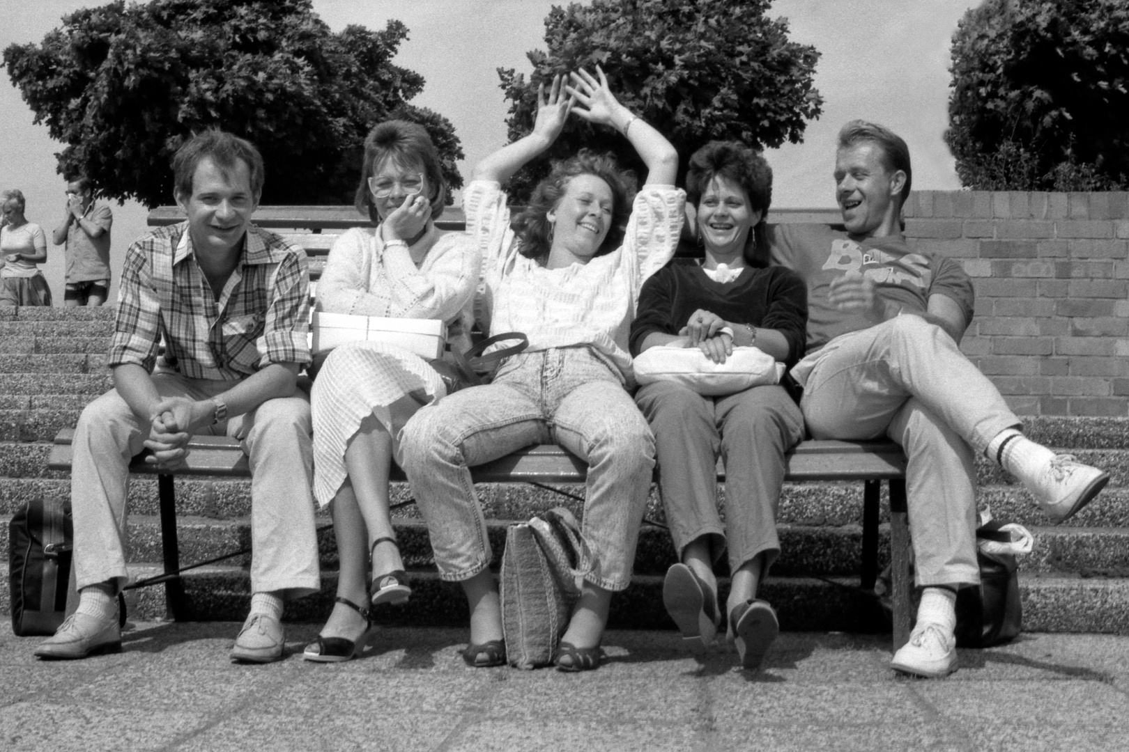 Sommer 1988 in Potsdam