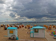 Sommer 2012 an der Ostsee