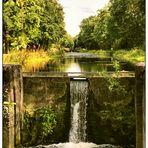 Sommer am Alten Kanal