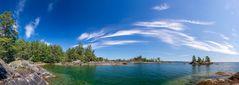 Sommer am Vättern See