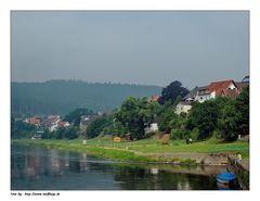 Sommer an der Weser