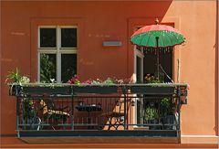Sommer auf Balkonien