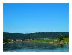 Sommer auf dem Fluss