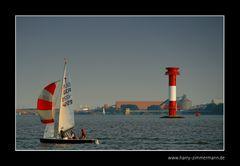 Sommer auf der Elbe