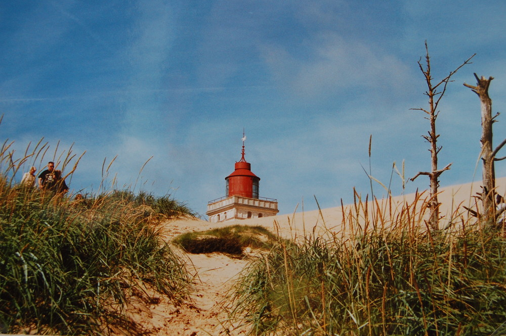 Sommer bei Rubjerg Knude