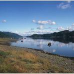 Sommer-Fjord