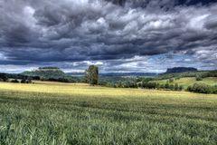 Sommer im Elbsandsteingebirge