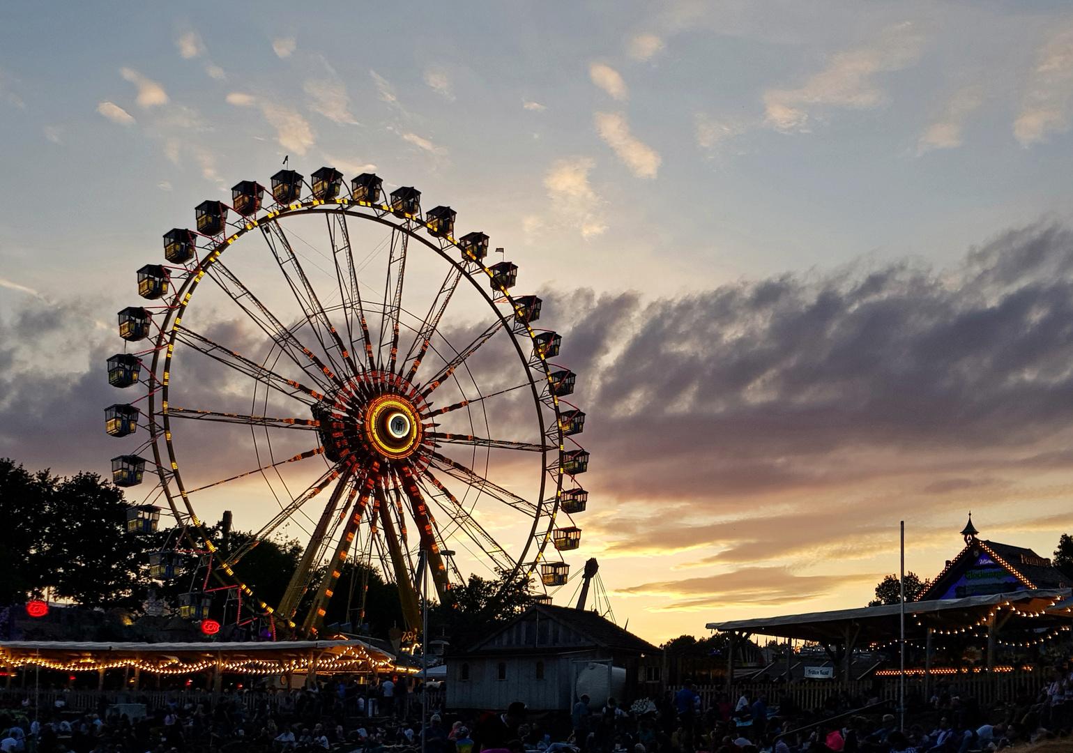 Riesenrad In München