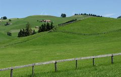 Sommer in Appenzell