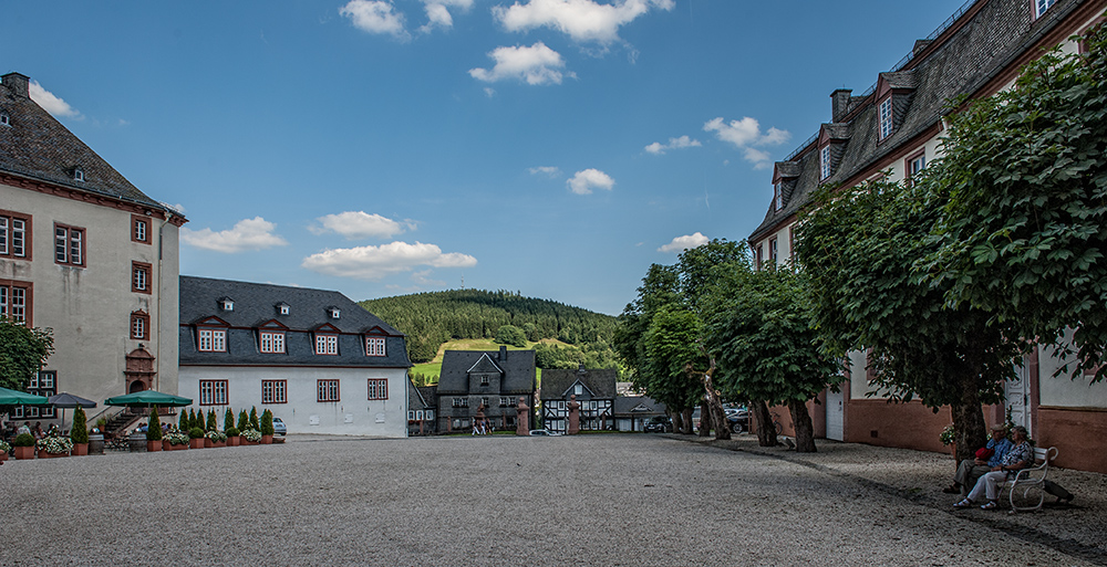 Sommer in Bad Berleburg