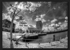 Sommer in der Hafencity..