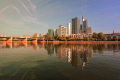 Sommer in Frankfurt