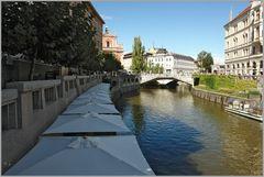 Sommer in Ljubljana