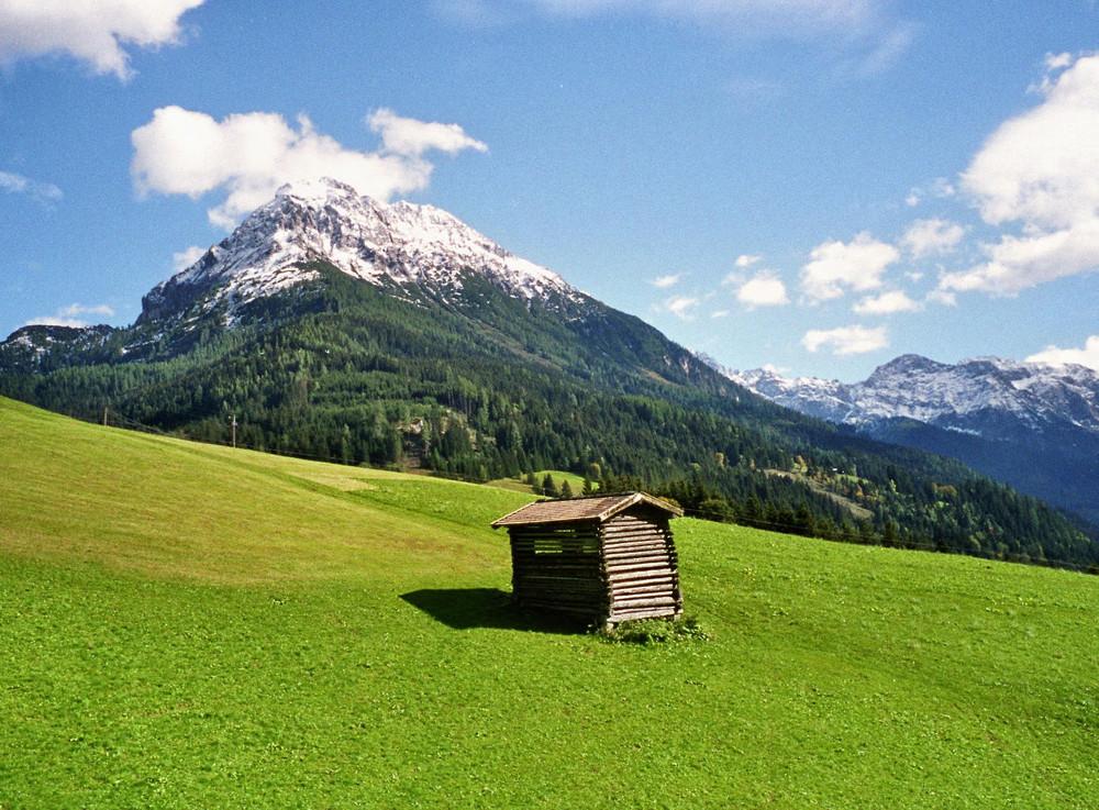 Sommer in Österreich