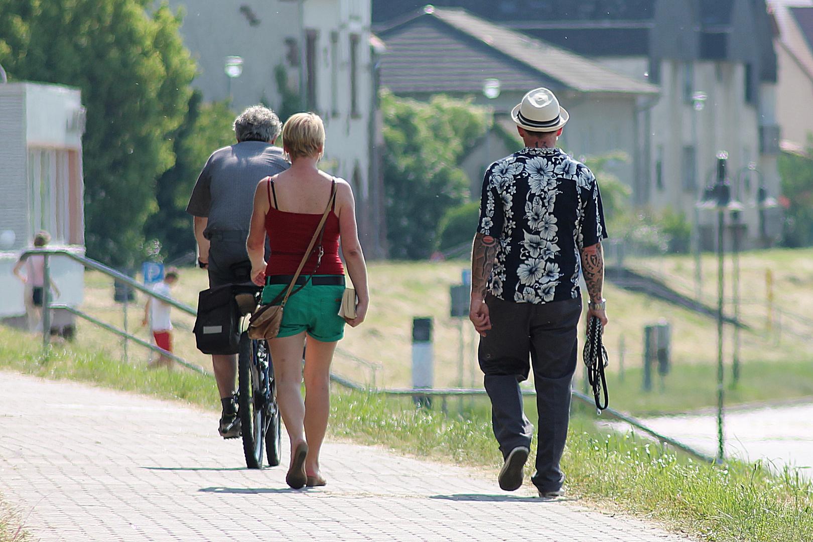 Sommer in Rüsselsheim