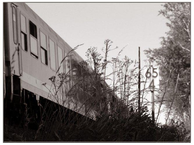 Sommer, Sonne... Eisenbahn!